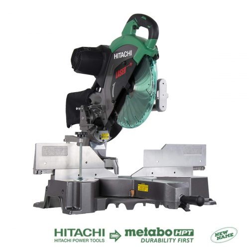 Hitachi C12RSH2 miter saw